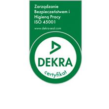 Dekra ISO 45001